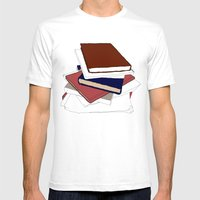 True Love, Passport Stam… Mens Fitted Tee White SMALL