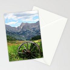 Wagon Wheel Stationery Cards