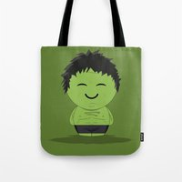 ChibizPop: It ain't easy being green! Tote Bag
