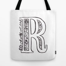 R is for Tote Bag