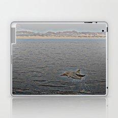 Dolphin Leap Laptop & iPad Skin