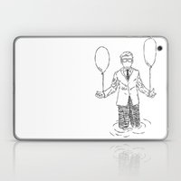 Wait & See What Happens Next Laptop & iPad Skin