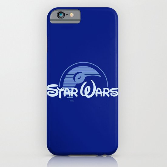 Disney Wars iPhone & iPod Case