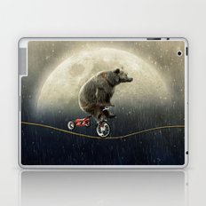 balancing act (under the weather) Laptop & iPad Skin
