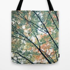 Paint Me Autumn Tote Bag
