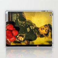 Laptop & iPad Skin featuring Sweet Strawberries by Svetlana Korneliuk