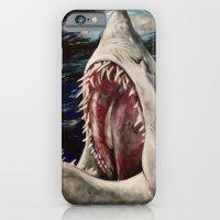 Mako Shark of Dark Waters iPhone 6 Slim Case