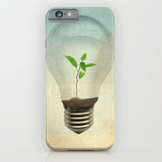 green ideas iPhone & iPod Case