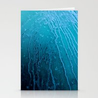 Frozen Lines Stationery Cards