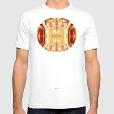 In Our Image Mens Fitted Tee White SMALL