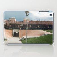 skate spot iPad Case