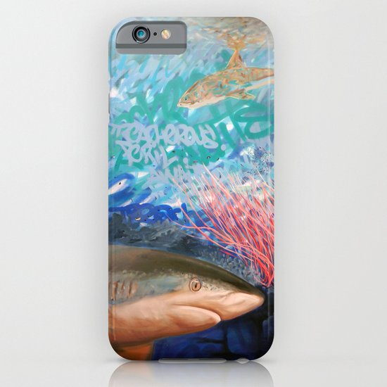Threacherous Peril Awaits iPhone & iPod Case