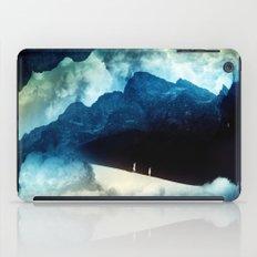 State of isolation iPad Case