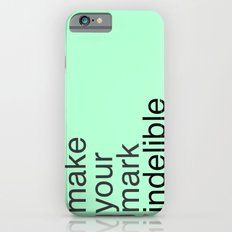 Make Your Mark iPhone 6 Slim Case