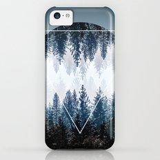 Woods 4 iPhone 5c Slim Case
