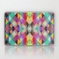 Winter Geometrics Laptop & iPad Skin
