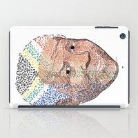 Nelson Mandela iPad Case