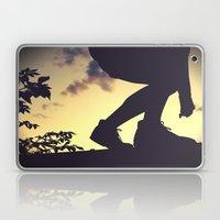 balanced silhouettes  Laptop & iPad Skin