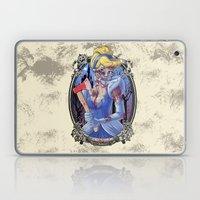 Zombie Cinderella Laptop & iPad Skin