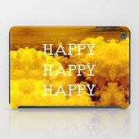 Happy Happy Happy II iPad Case