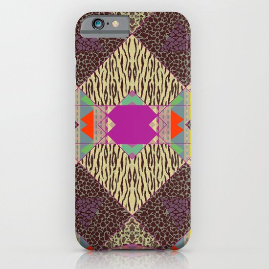 RETRO KALEIDOSKOPE   iPhone & iPod Case