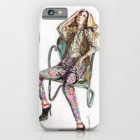 Floral Fashion iPhone 6 Slim Case