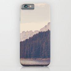 Morning Mountain Lake iPhone 6 Slim Case