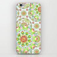 Mandala Mandala II iPhone & iPod Skin