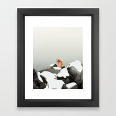 Solitude II Framed Art Print