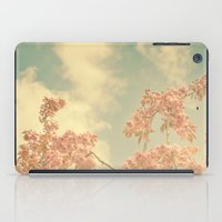 Spring Pink 02 iPad Case