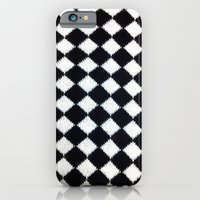iPhone & iPod Case featuring B & W by marianastutz