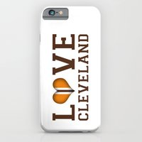 LUV Cleveland iPhone 6 Slim Case