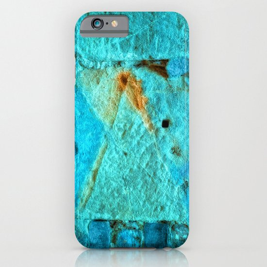 BREAKS IN THE WALL iPhone & iPod Case