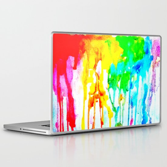 Colors of life : Colors Series 3 Laptop & iPad Skin