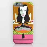 Mid-Century Monster iPhone 6 Slim Case