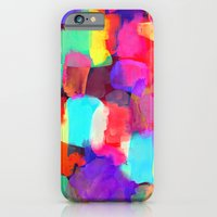 iPhone & iPod Case featuring Brushstroke by Amy Sia