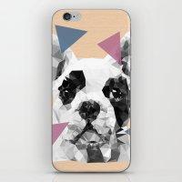 Frenchie iPhone & iPod Skin