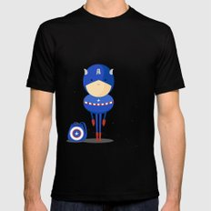 My dreaming hero! Black Mens Fitted Tee SMALL