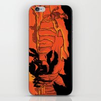 The Beast Of Shadow Vall… iPhone & iPod Skin