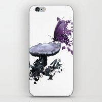 Mystic Majesty  iPhone & iPod Skin