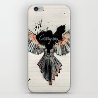 Carry Me iPhone & iPod Skin
