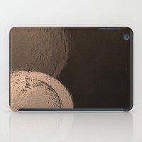 Dark Night Sepia iPad Case