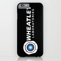 Wheatley Laboratories iPhone 6 Slim Case