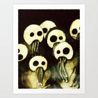 Seicis Art Print