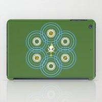 #251 Celebi ~ TIME iPad Case