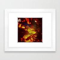 Autumnal#1 Framed Art Print