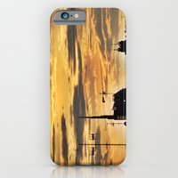 Milano City Skyline {Italy} iPhone 6 Slim Case