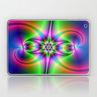Crab Star In Green Blue … Laptop & iPad Skin