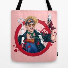 who u gonna call Tote Bag