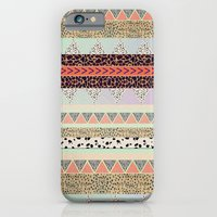 iPhone & iPod Case featuring Leopard  print HIAWATHA   by Vasare Nar